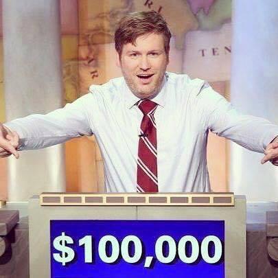 Jason Sterlacci behind $100k score